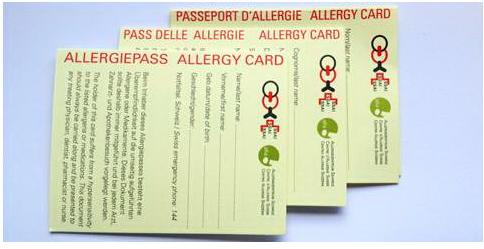 allergiepass